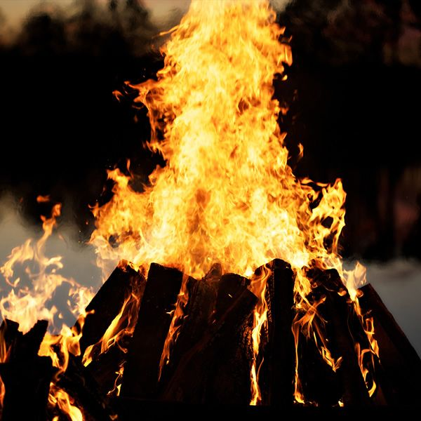 Asia Wood Burning Fire Pit image number 9