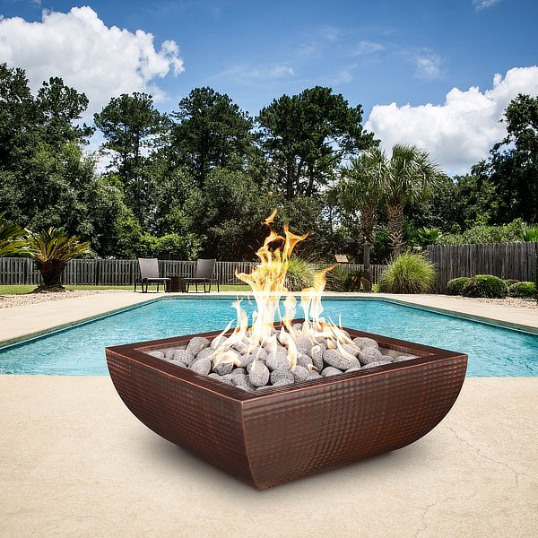Avalon Copper Fire Bowl image number 0