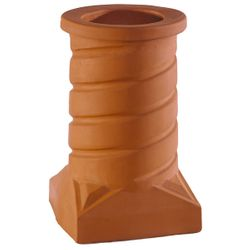 Sandkuhl Avon Clay Chimney Pot