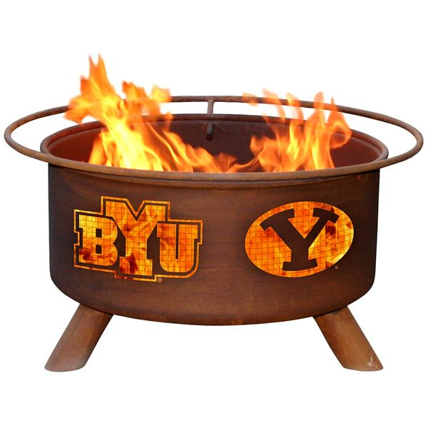 BYU Fire Pit image number 0