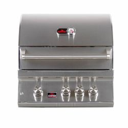 Bonfire Premium 3 Built-In Gas Grill - 28""