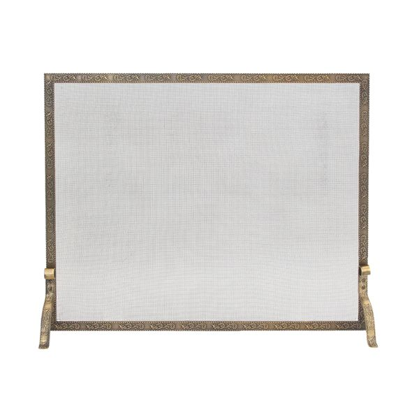 "Bay Branch Fireplace Screen - 39"" x 31 1/2"" image number 0"
