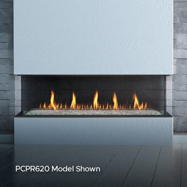 Montigo Prodigy Panorama Direct Vent Gas Fireplace image number 2