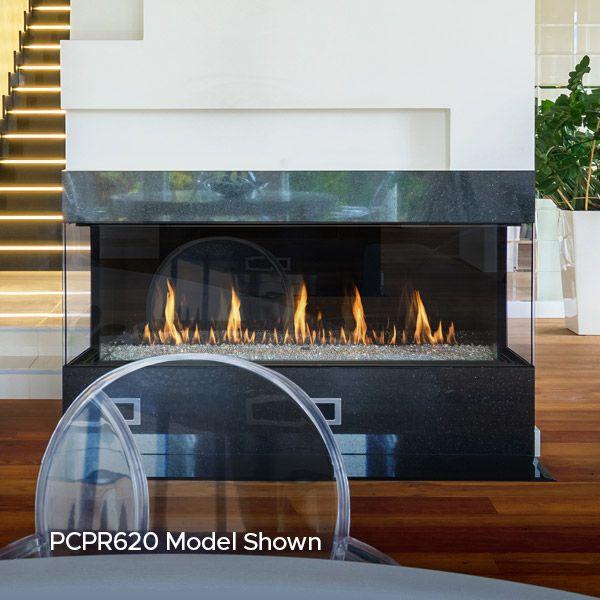 Montigo Prodigy Panorama Direct Vent Gas Fireplace image number 3