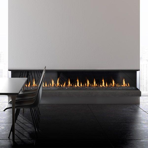 Montigo Prodigy Panorama Direct Vent Gas Fireplace image number 0