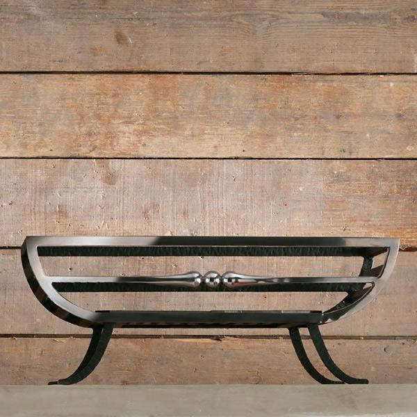 "Baird Freestanding Fire Basket - 18"" image number 1"