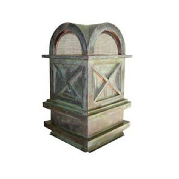 Balboa Custom Chimney Shroud image number 0