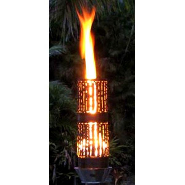 Bamboo Gas Tiki Torch image number 0