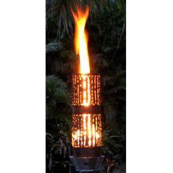 Bamboo Gas Tiki Torch