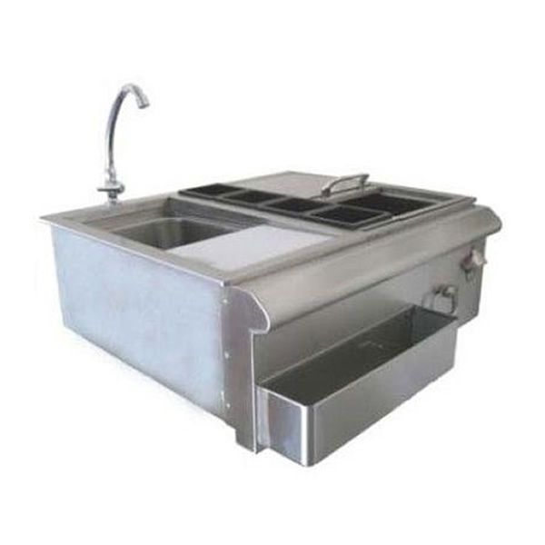 "Bar Center with Sink - 30"" image number 0"