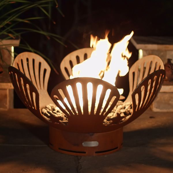 Barefoot Beach Gas Fire Pit image number 1