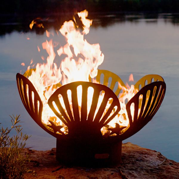 Barefoot Beach Wood Burning Fire Pit image number 0