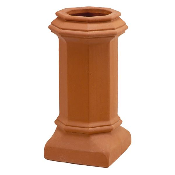 Sandkuhl Baron Clay Chimney Pot image number 0