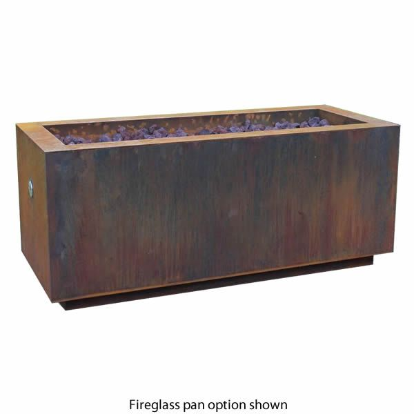 Basa Fia Steel Wood Burning Fire Pit image number 0