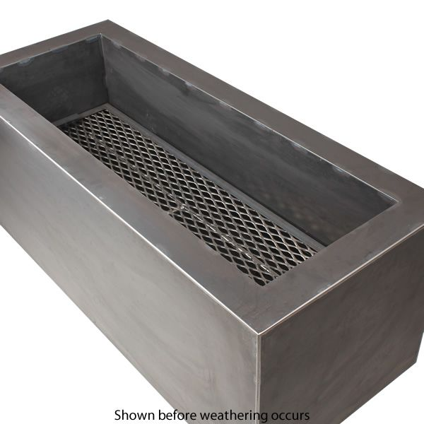 Basa Fia Steel Wood Burning Fire Pit image number 2