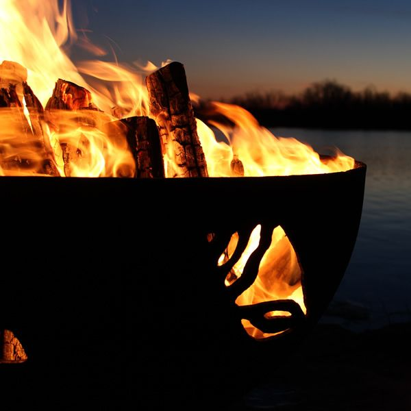Beachcomber Gas Fire Pit image number 3