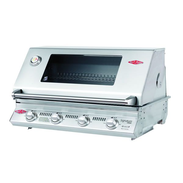 BeefEater Signature Premium Built-In Gas Grill - 4 Burner image number 0
