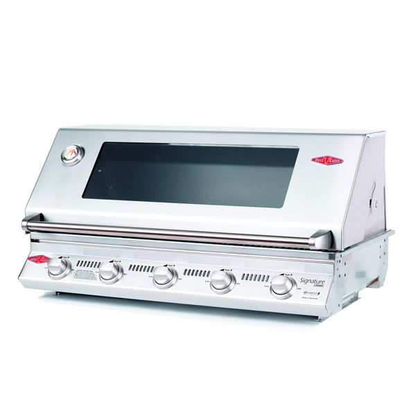 BeefEater Signature Premium Built-In Gas Grill - 5 Burner image number 0