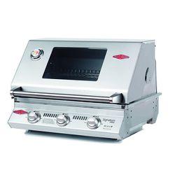 Signature Premium Built-In Gas BBQ Grill - 3 Burner