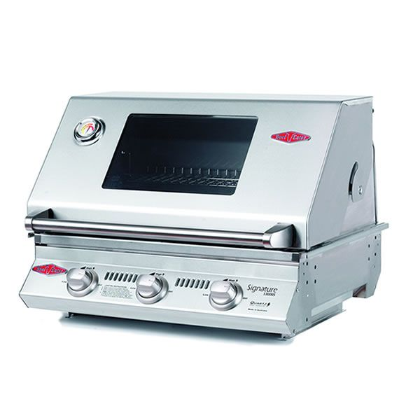BeefEater Signature Premium Built-In Gas Grill - 3 Burner image number 0