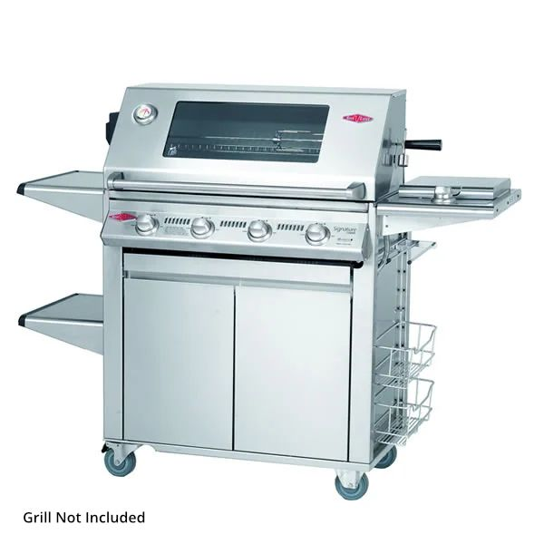 BeefEater Signature Premium Trolley Gas Grill - 4 Burner image number 0