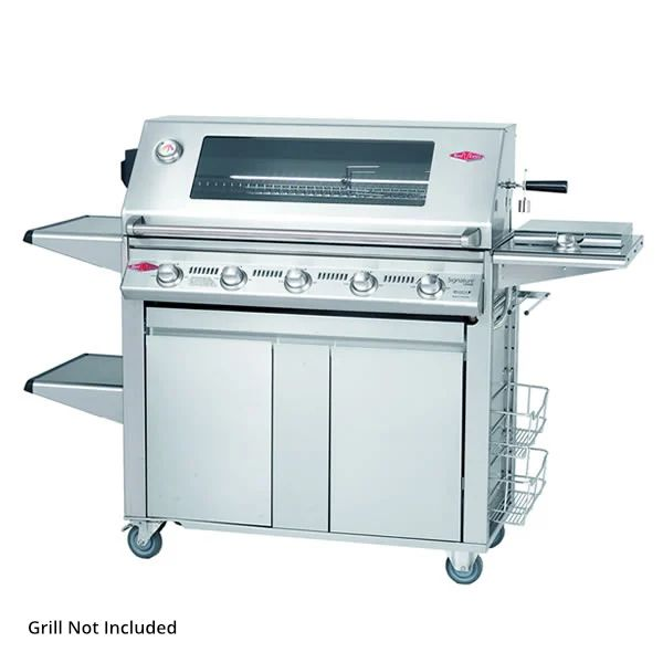BeefEater Signature Premium Trolley Gas Grill - 5 Burner image number 0