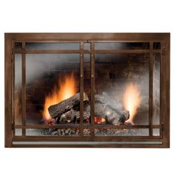 Belisario Fireplace Door