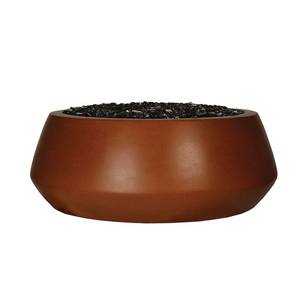 Belize Concrete Fire Bowl image number 0