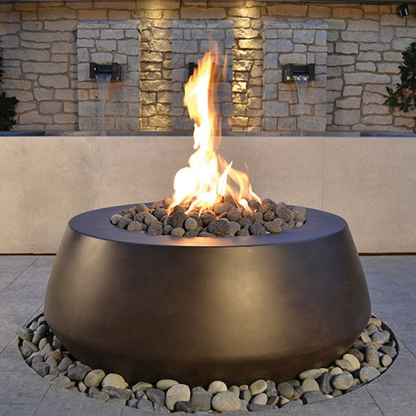 Belize Concrete Fire Pit image number 0
