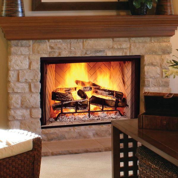 Majestic Biltmore Wood Burning Fireplace image number 0