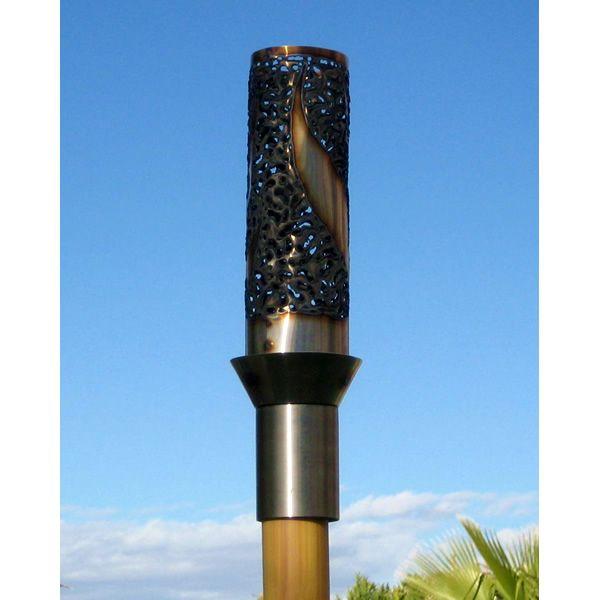 Bird of Paradise Gas Tiki Torch image number 0