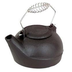 Black Cast Iron Humidifier - 2.7 Quarts