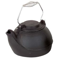 Black Cast Iron Humidifier - 5 Quarts
