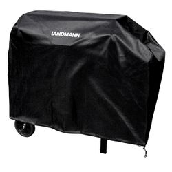 Black Dog Charcoal BBQ Grill Cover