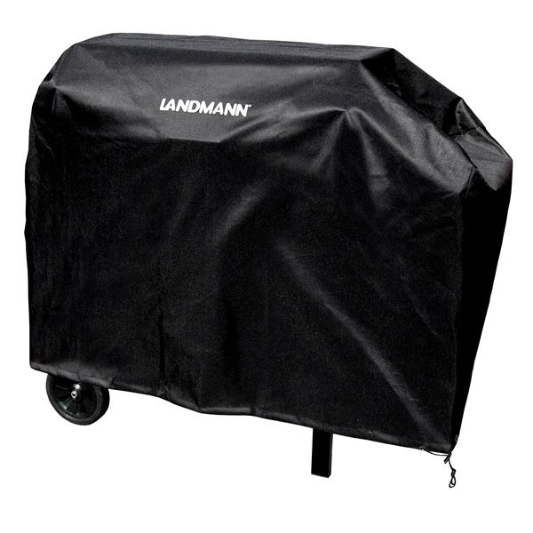 Black Dog Charcoal BBQ Grill Cover image number 0