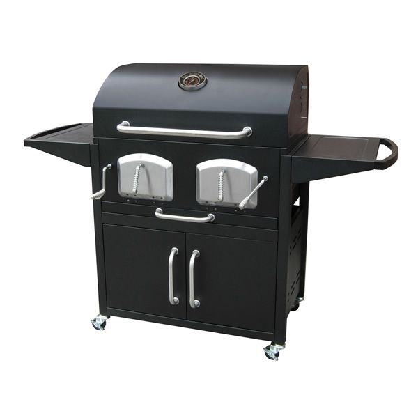 Bravo Premium Charcoal BBQ Grill image number 1