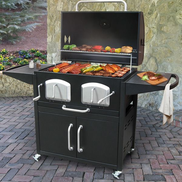 Bravo Premium Charcoal BBQ Grill image number 0