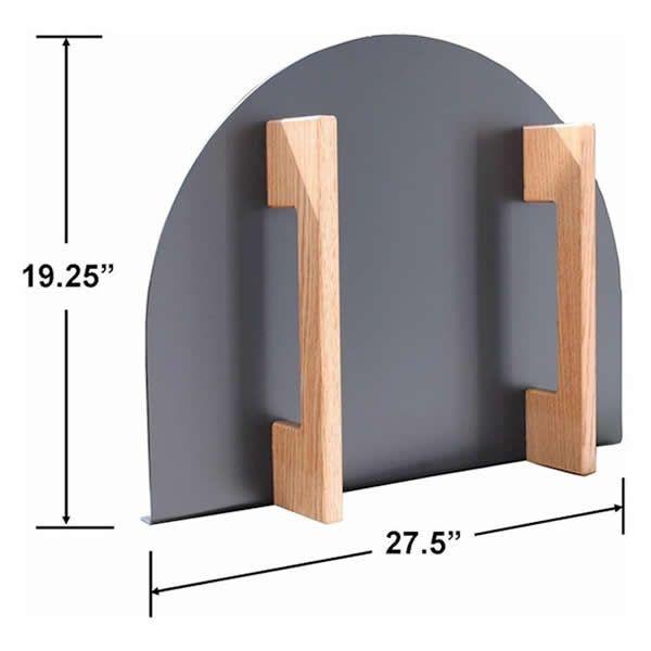 Brickwood Mattone Barile Oven Door image number 1