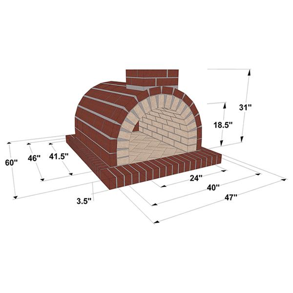 Brickwood Mattone Barile Grande Standard Package image number 3