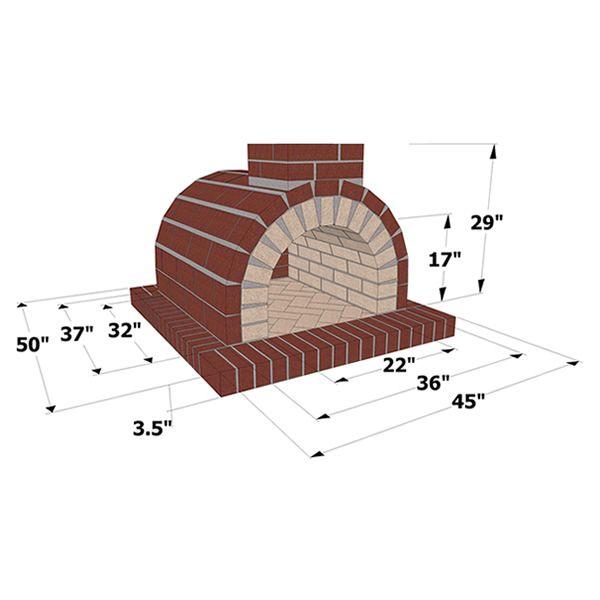 Brickwood Mattone Barile Standard Package image number 3