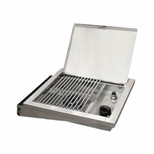 Broilmaster Built-In Side Burner Kit image number 0