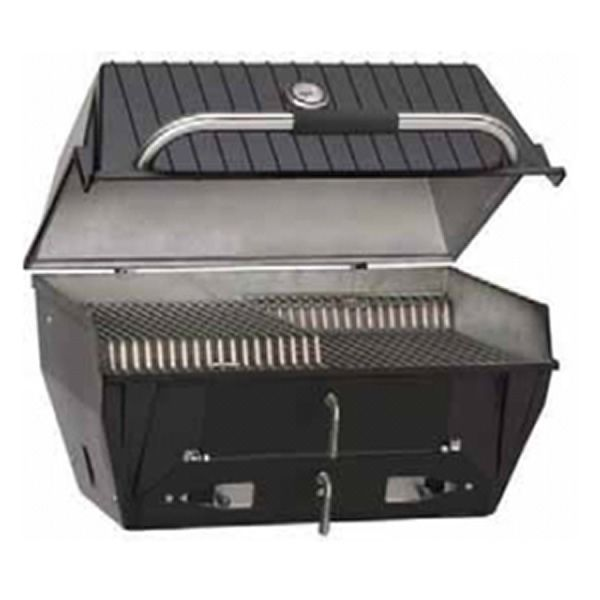 Broilmaster C3 Independence Patio Post Charcoal Grill image number 0
