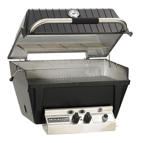 Broilmaster Deluxe H4X Gas Grill Head image number 0