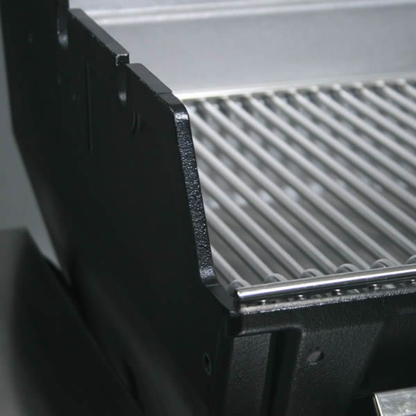 Broilmaster Deluxe H4X Cart Mount Gas Grill image number 1