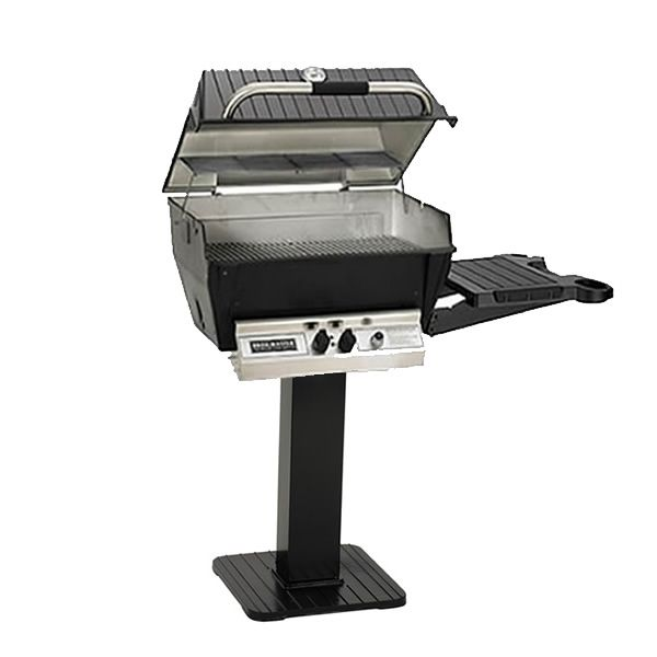 Broilmaster Deluxe H3X Patio Post Gas Grill image number 0