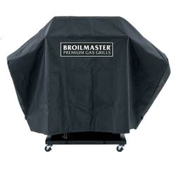 Broilmaster Full Length Grill Cover - Without Shelves