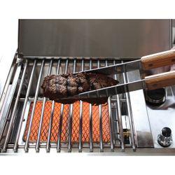 Broilmaster Infrared Side Burner - Natural Gas