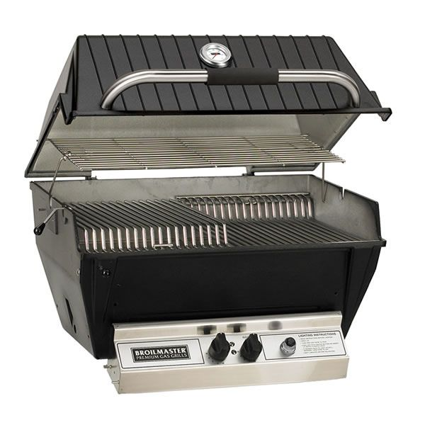 Broilmaster Super Premium P3 SX Gas Grill Head image number 0