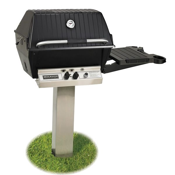 Broilmaster Super Premium P3 SX In-Ground Gas Grill image number 0