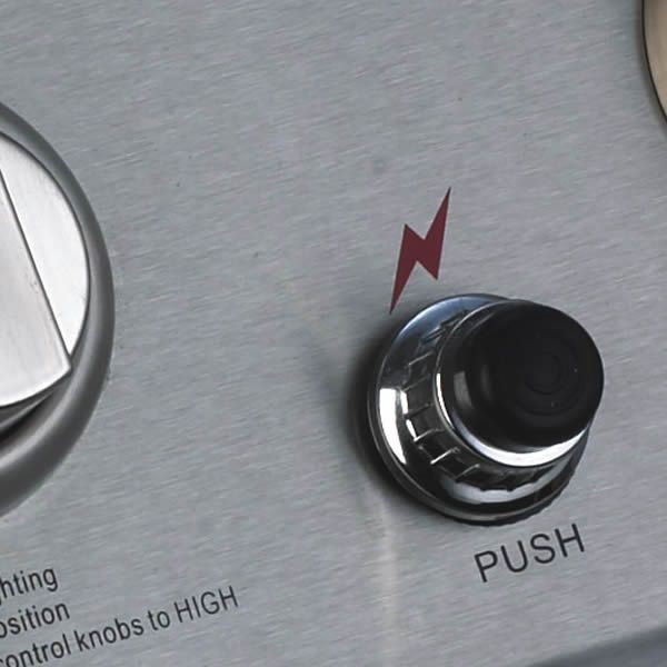 Broilmaster Super Premium P3 SX Patio Post Gas Grill image number 3